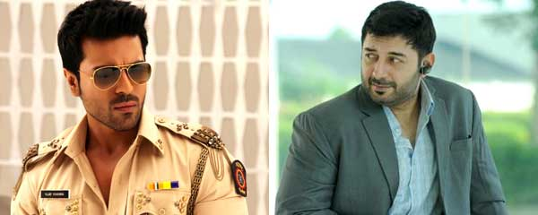 Arvind Swamy Can't Dominate Ram Charan