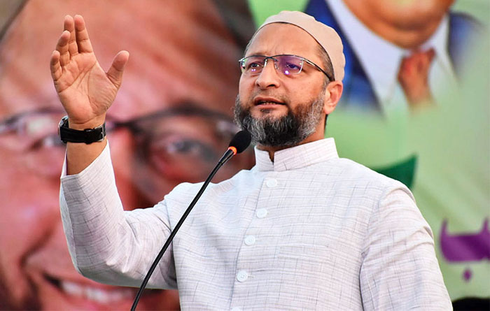 Asaduddin Owaisi Useless Role in Corona Fight?