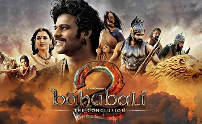 Baahubali 2 China Box Office