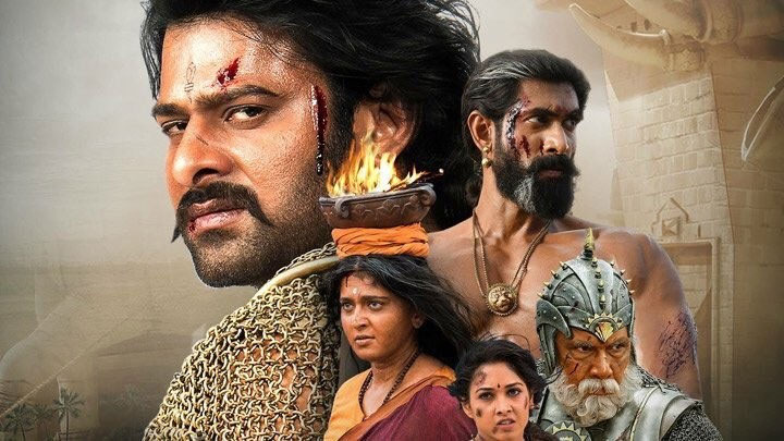 Baahubali 2 Second Weekend World Wide Collections