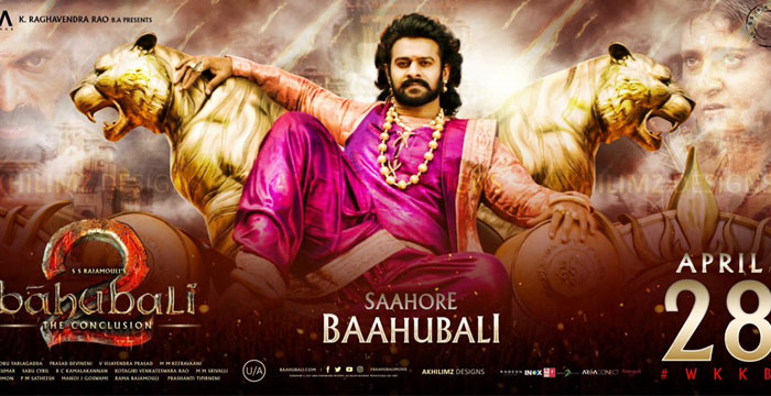 Baahubali 2 Should Be Flattered by Many Celebs