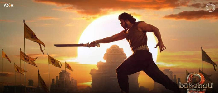 Baahubali 2 Two Days AP and Telangana Collections