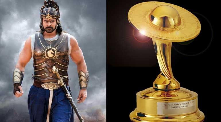 'Baahubali's Five Nominations for Saturn Awards