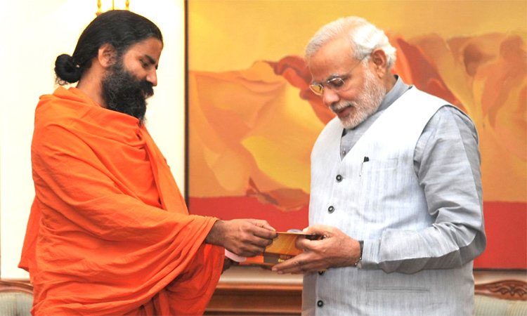 Baba Ramdev's Institute Proposes a Medicine for Corona