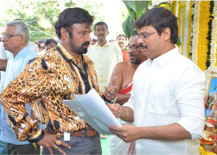 Balakrishna and Boyapati's Film Has Nava Grahalu Effect?