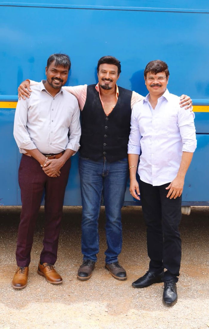 Balakrishna and Boyapati Srinu's Film confirmed