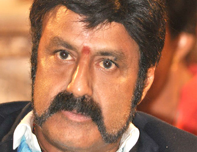 Balakrishna Escapes a Road Accident