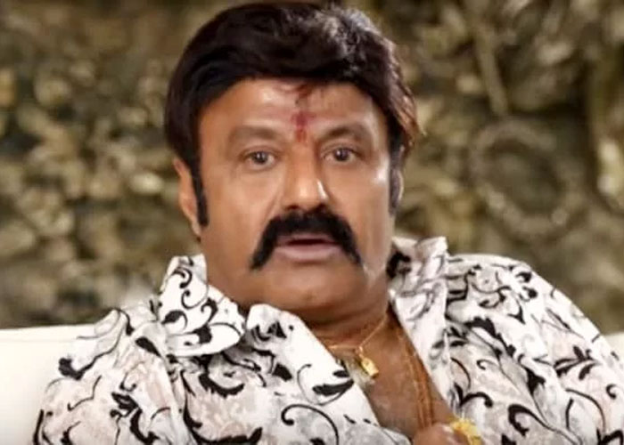 Balakrishna Has No Concern on Cine Workers Problems?