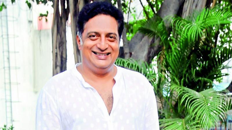 Balakrishna Is Wrong: Prakash Raj