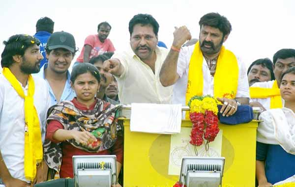 Balakrishna Not Interested To Lead TDP