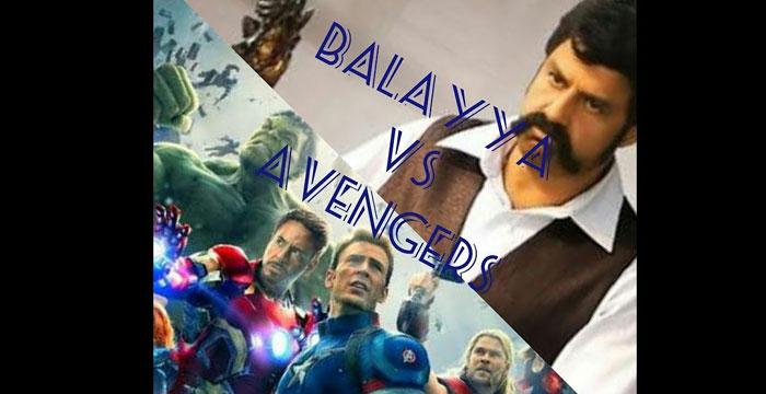 Balakrishna's References in Avengers Endgame