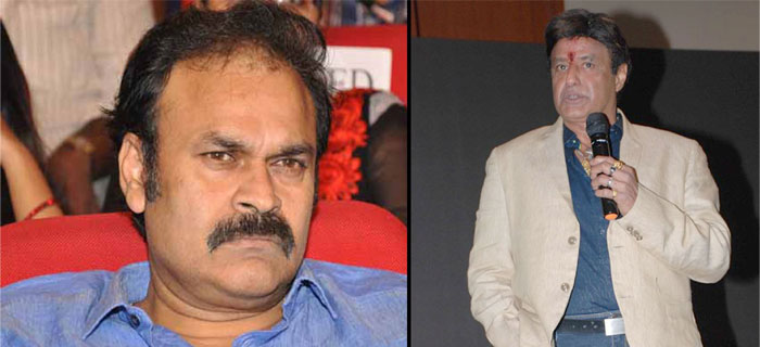 Balakrishna Skips Real Estate & Nagababu Issue