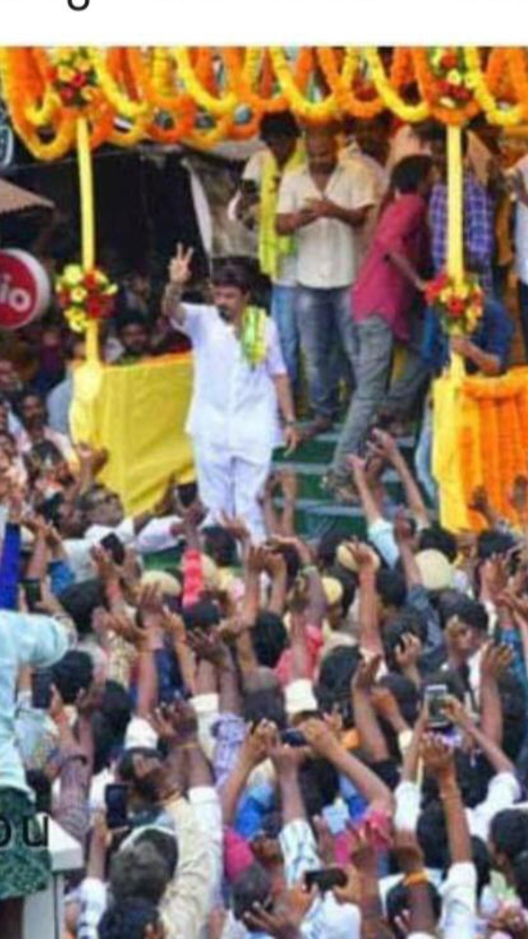 Balakrishna Waved Victory Symbol During Kodela's Last Journey
