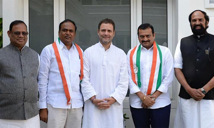 Bandla Ganesh Joins Congress Party
