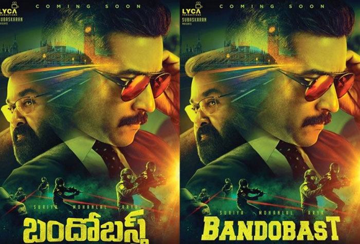 Bandobasth First Weekend Collections