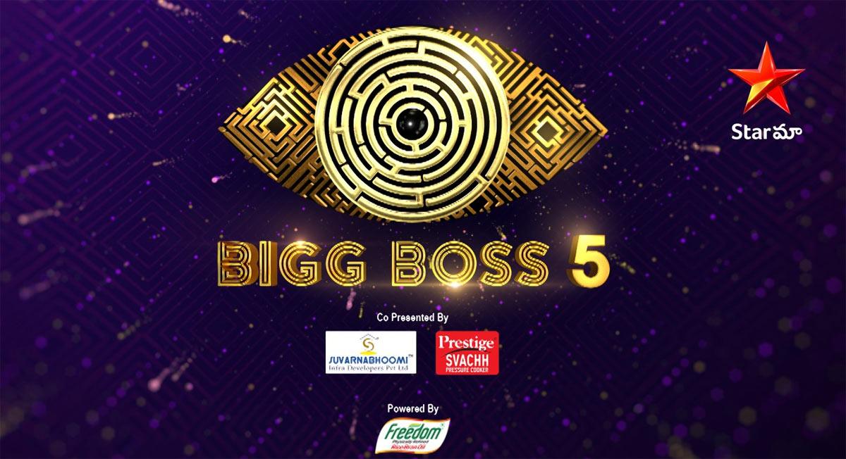 Bigg Boss 5 Logo