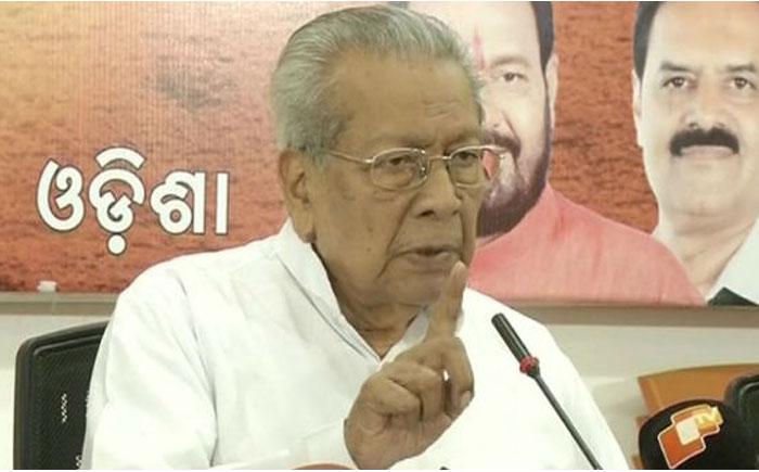 Biswabhushan Harichandan AP's New Governor