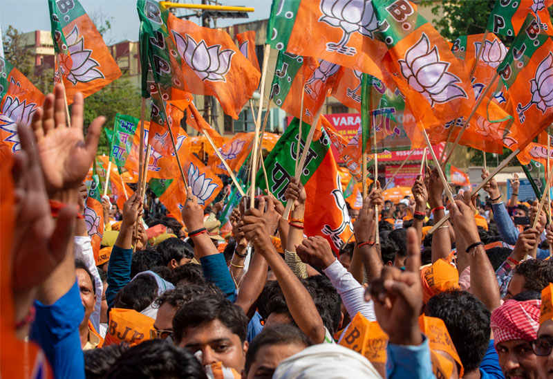 BJP Becomes an Alternative Force in Telangana