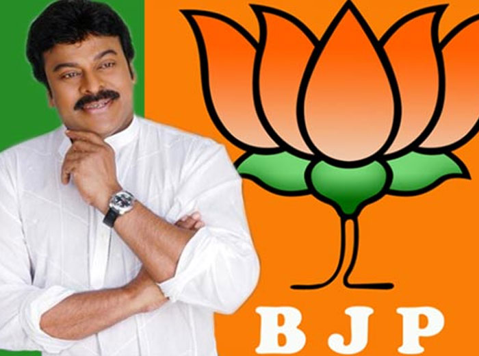 BJP Can Offer Chiranjeevi That  Top Post for Their Gains