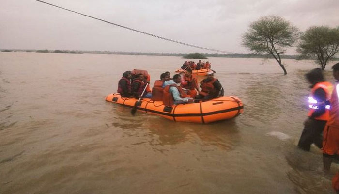 Boat Tragedy in Godavari