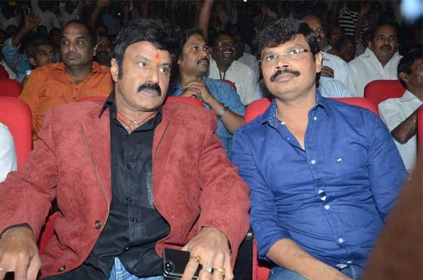 Boyapati Srinu Will Helm Balakrishna's 100th Movie!