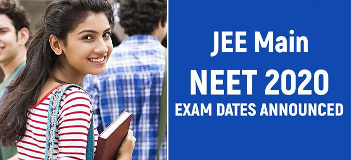 Breaking: JEE & NEET Postponed, New Dates Here