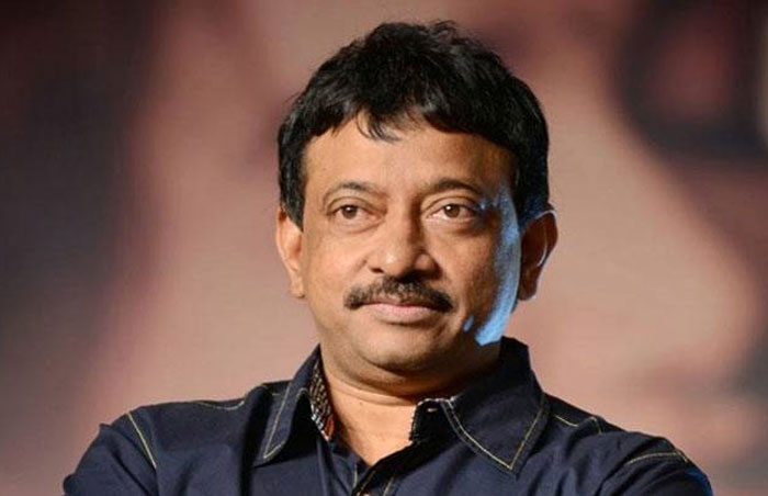Breaking: RGV's New Film 'Sick & Psycho Director'!