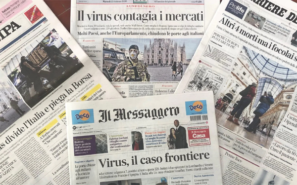 Can Newspapers Spread Coronavirus?