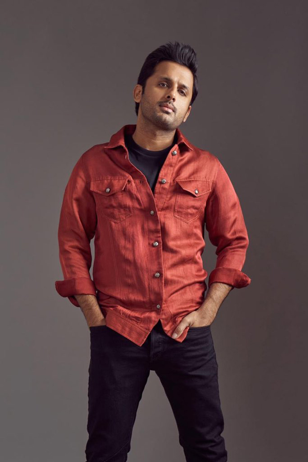Nithin To Show So Many Variations But