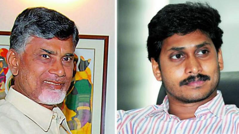 CBN, Jagan and Yellow Media Cheating Voters!