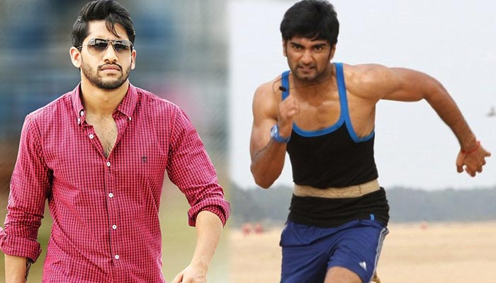 Chaitu As Athlete In Upcoming Eetti Remake