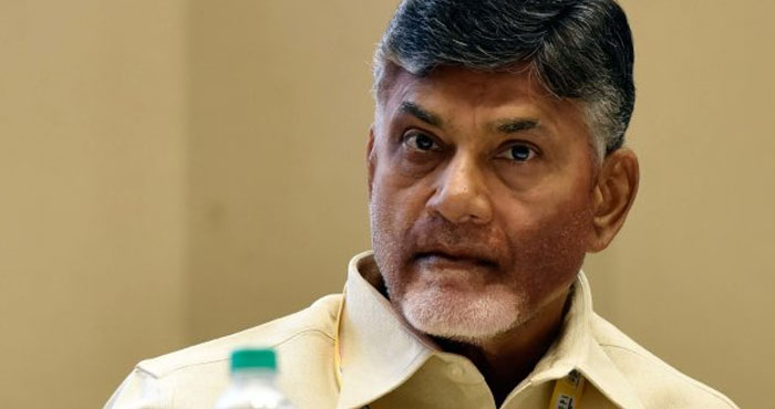Chandrababu Gets Non Bialable Warrant