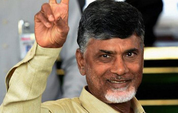 Chandrababu Naidu Makes Alexander President!