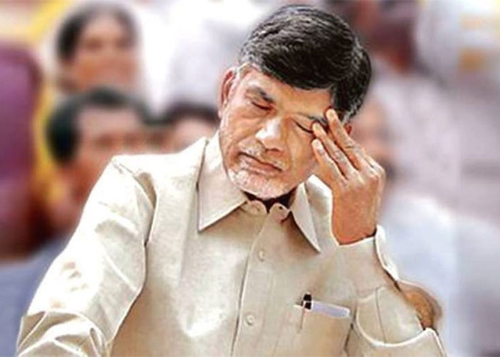 Chandrababu's Soliloquies after 3 Capitals Decision