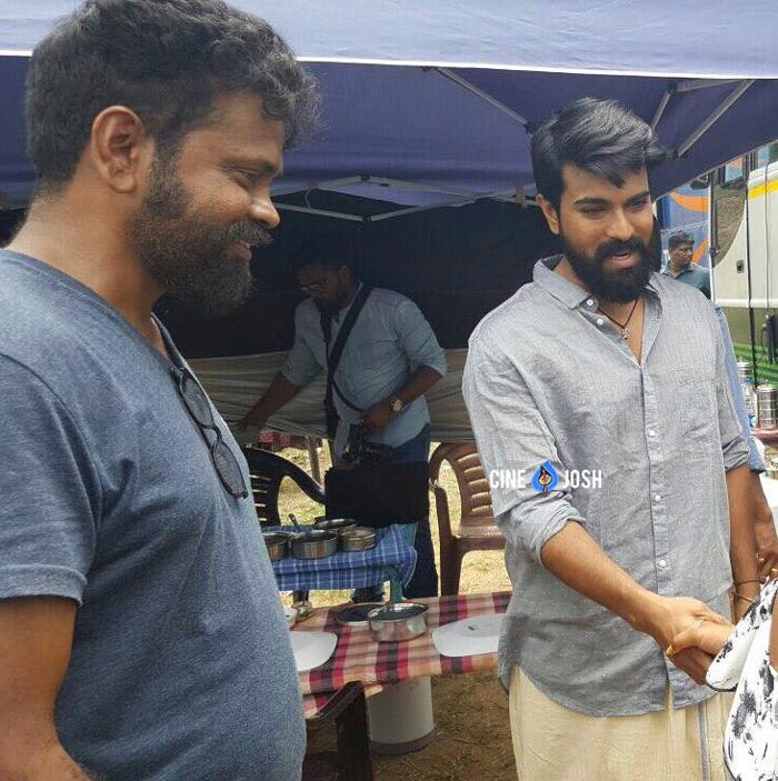 Charan movie Rangasthalam satellite rights at 16 Crores