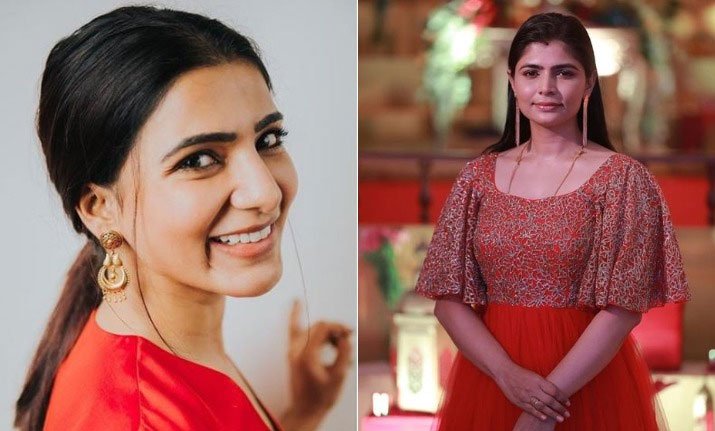 Chinmayi and Samantha to Attend a Workshop!