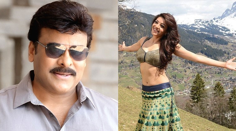 Chiranjeevi and Kajal's Combo Supported by Fans