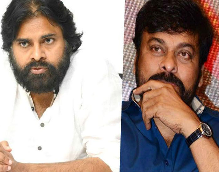 Chiranjeevi and Pawan's Films Heroines Yet to Be Announced