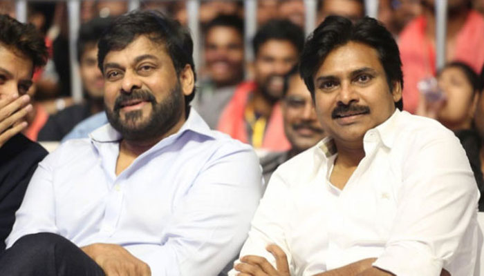 Chiranjeevi and Pawan Kalyan to Demand BJP?