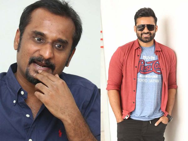 Chiranjeevi, Deva Katta Film On Cards