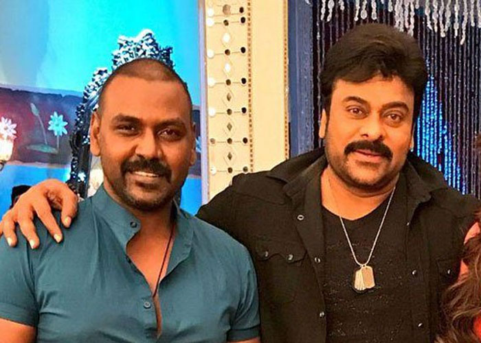 Chiranjeevi's Donation to Raghava Lawrence' Trust