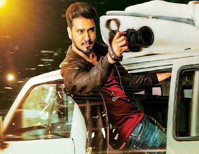 Chiranjeevi's Factor Worked for Arjun Suravaram