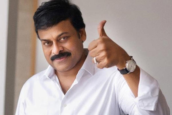 Chiranjeevi First Tweets