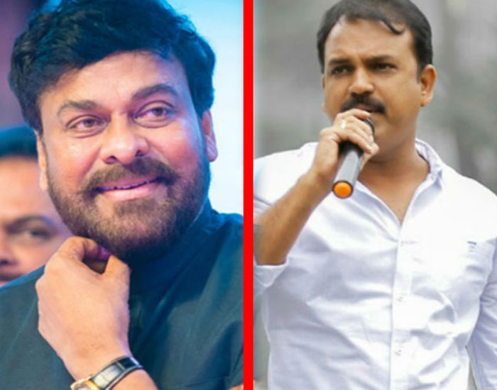 Chiranjeevi Not Doing Dual Roles