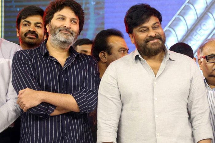 Chiranjeevi Not Worked with Trivikram