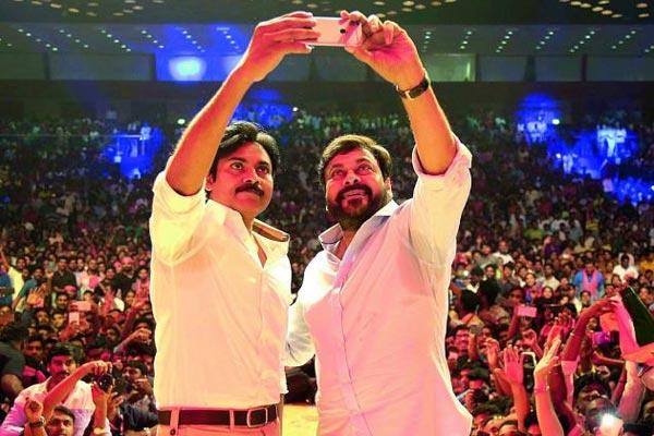 Chiranjeevi, Pawan Kalyan Launching Their Films On Same Day April 29