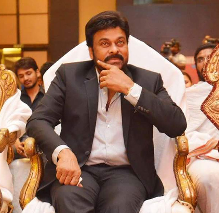 Chiru Gets This Royalty & Respect Not by Forcing Anyone