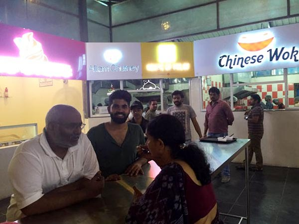 Circuit - Rajamouli Son Karthikeya Food Point