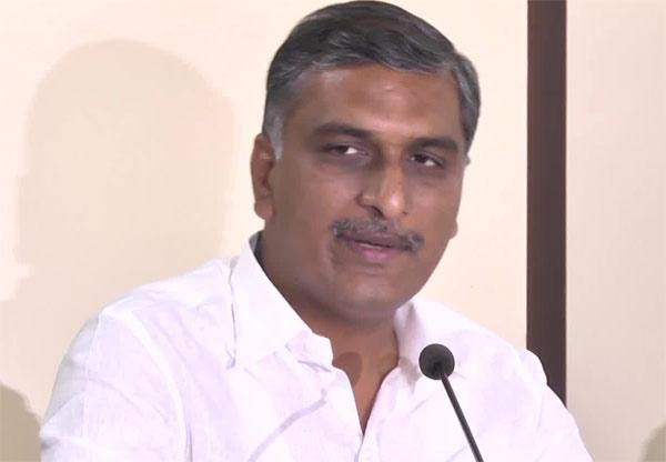 Committed to construct Mallannasagar project: Harish Rao