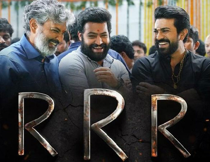 Controversy on RRR